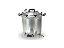 אוטוקלאב 16 ליטר עם מד לחץ