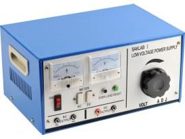 ספק מתח נמוך רציף עם תצוגת מתח וזרם10A AC-DC