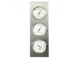 שעון טמפרטורה +לחץ אווירי+לחות בסט אחד