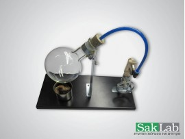 דגם קיטור מדליק מנורה
