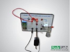 אנרגיה פוטנציאלית לחשמלית